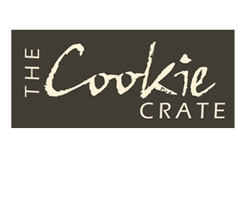 The Cookie Crate logo design
